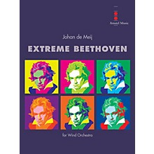 Amstel Music Extreme Beethoven (Parts Only) Concert Band Level 5 Composed by Johan de Meij