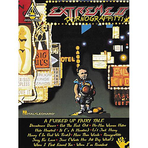 Hal Leonard Extreme II Pornograffitti Guitar Tab Songbook