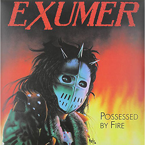 Alliance Exumer - Possessed By Fire