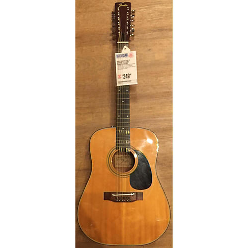Fender F-05-12 12 String Acoustic Guitar