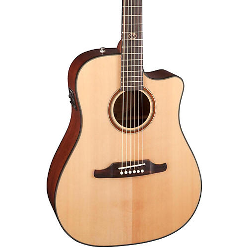 Fender F-1000CE Cutaway Dreadnought Acoustic-Electric Guitar