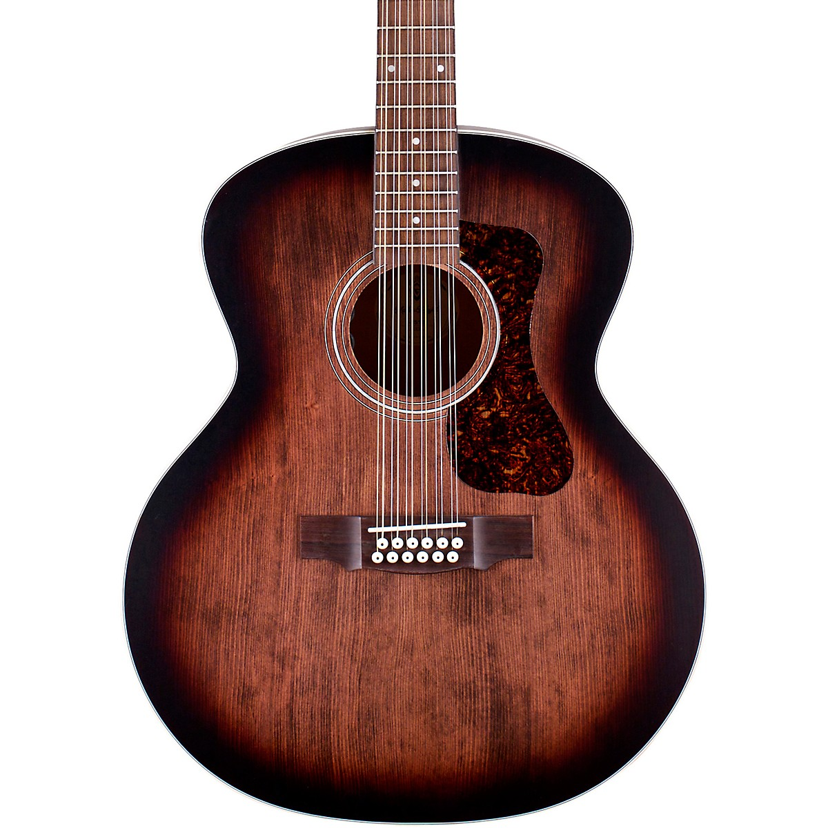 Guild F-2512E Jumbo 12-String Acoustic-Electric Guitar
