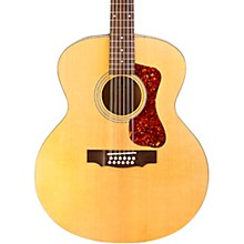 F-2512E Jumbo 12-String Acoustic-Electric Guitar Natural