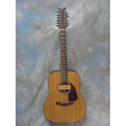 used fender f 310 12 12 string acoustic electric guitar guitar center. Black Bedroom Furniture Sets. Home Design Ideas