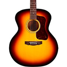 F-40 Traditional Jumbo Acoustic-Electric Guitar Level 2 Antique Sunburst 190839723314