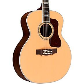 guild f 512 12 string acoustic guitar natural guitar center. Black Bedroom Furniture Sets. Home Design Ideas