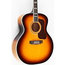 F-55 Maple Jumbo Acoustic Guitar Antique Burst