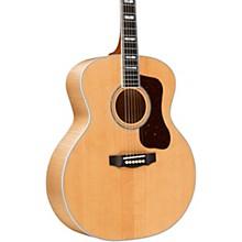 F-55 Maple Jumbo Acoustic Guitar Natural