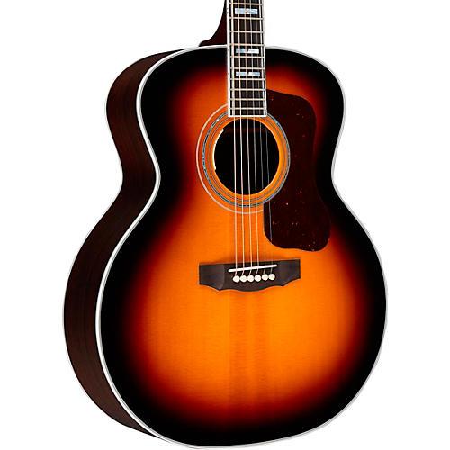 guild f 55e jumbo acoustic electric guitar guitar center. Black Bedroom Furniture Sets. Home Design Ideas
