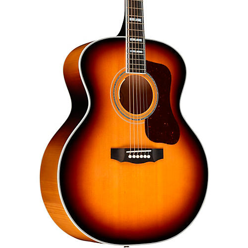 Guild F-55E Maple Jumbo Acoustic-Electric Guitar