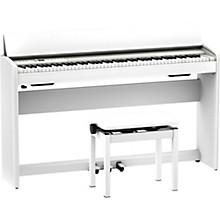 F-701 Digital Home Piano White