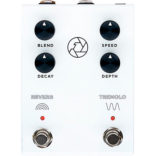Milkman Sound F-Stop Reverb and Tremolo Effects Pedal