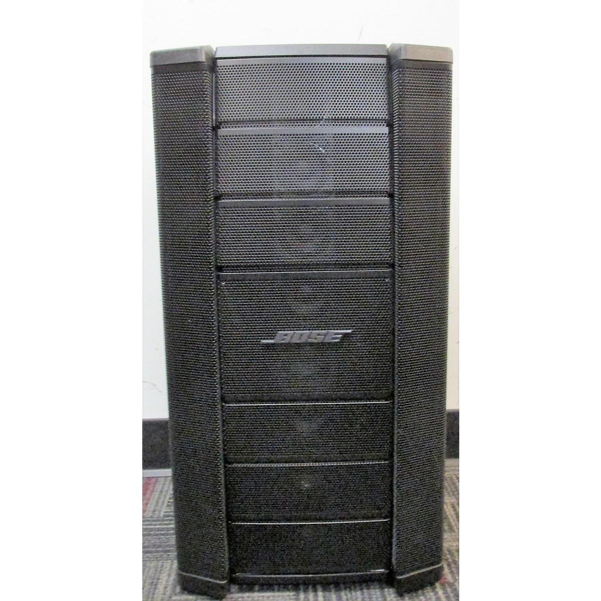 Bose F1 Model 812 Flexible Array Loudspeaker Powered Speaker