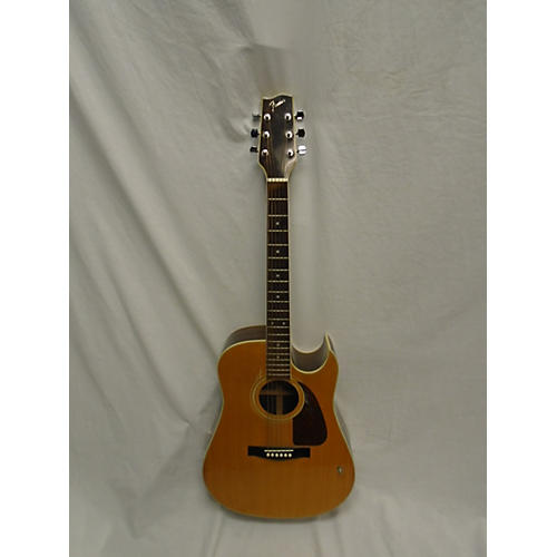 Fender F265c Acoustic Electric Guitar