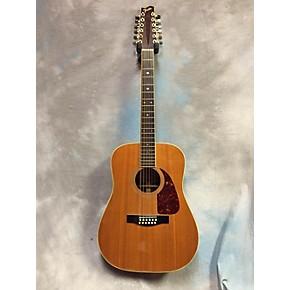 used fender f360s 12 12 string acoustic guitar guitar center. Black Bedroom Furniture Sets. Home Design Ideas