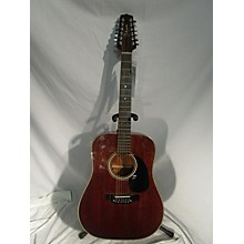 Takamine F389 12 String Acoustic Guitar