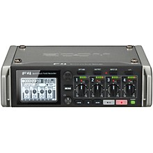 Zoom F4 MultiTrack Field Recorder