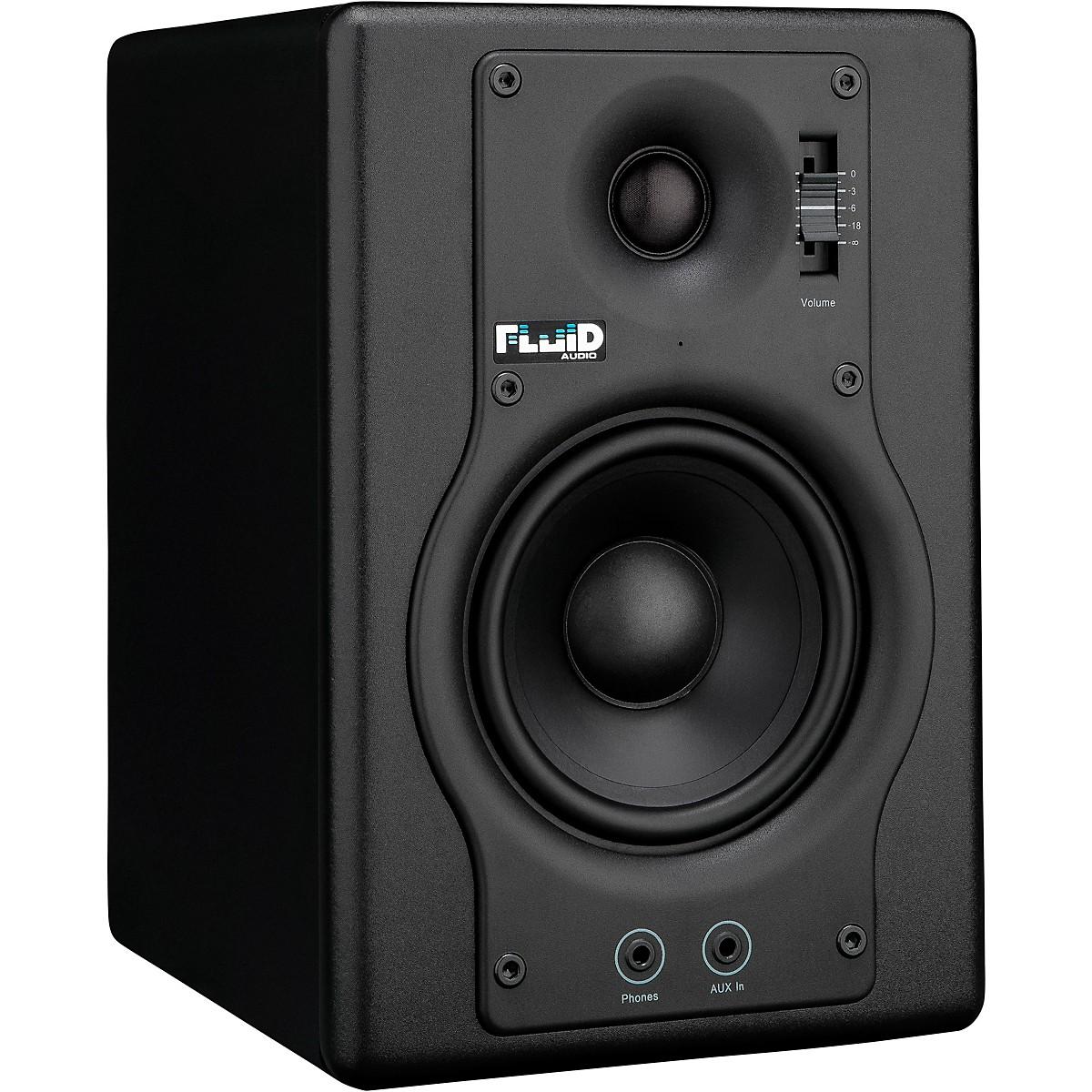 Fluid Audio F4 Pair Black