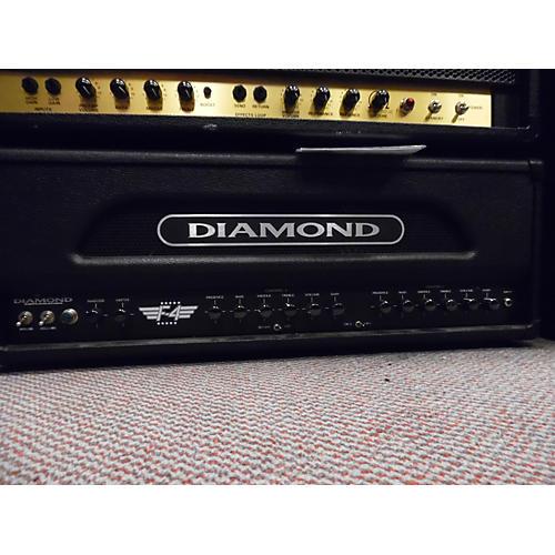 Diamond Amplification F4 Vanguard Series 100W Tube Guitar Amp Head