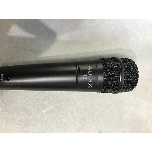 Audix F5 Dynamic Microphone