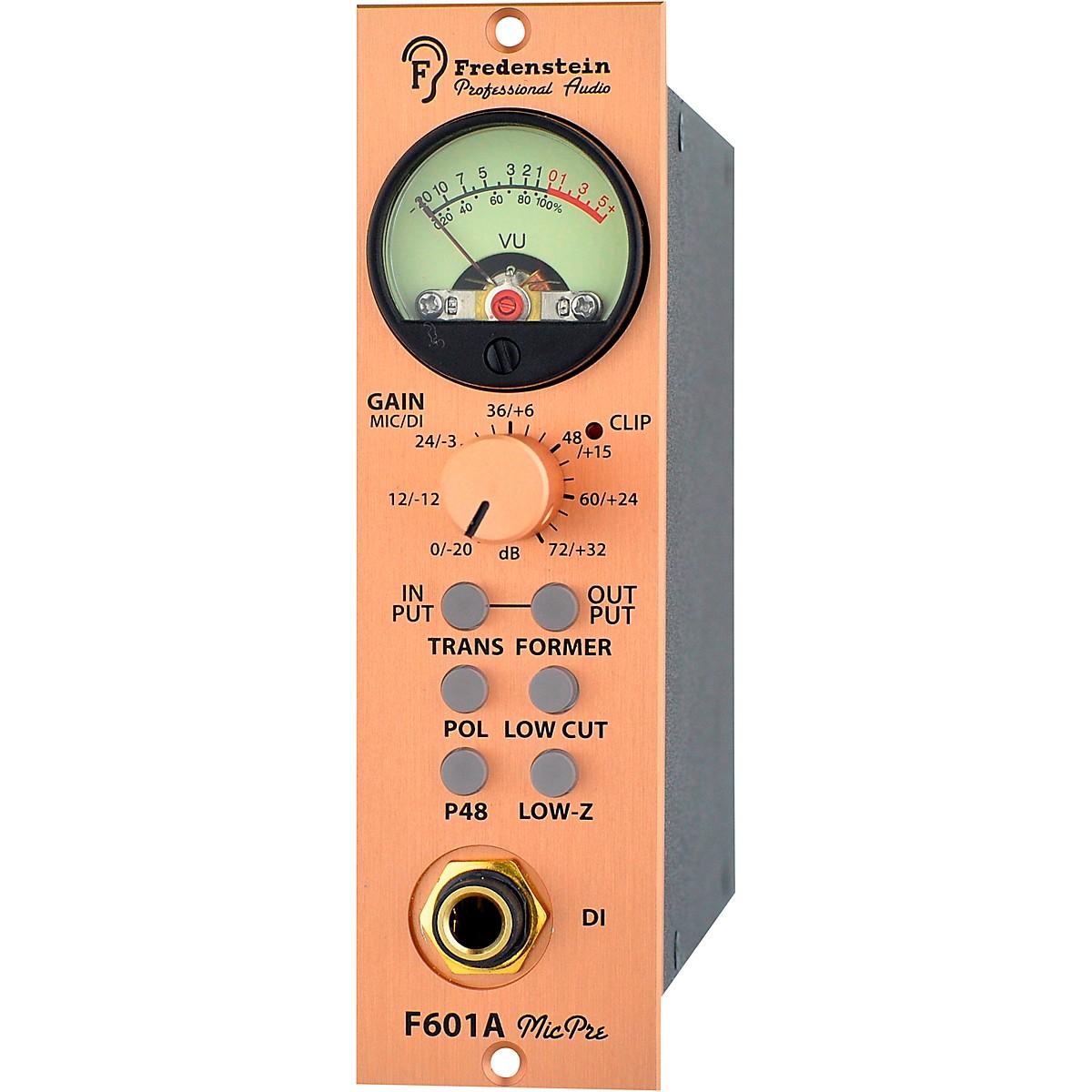 Fredenstein Professional Audio F601A Mic Pre