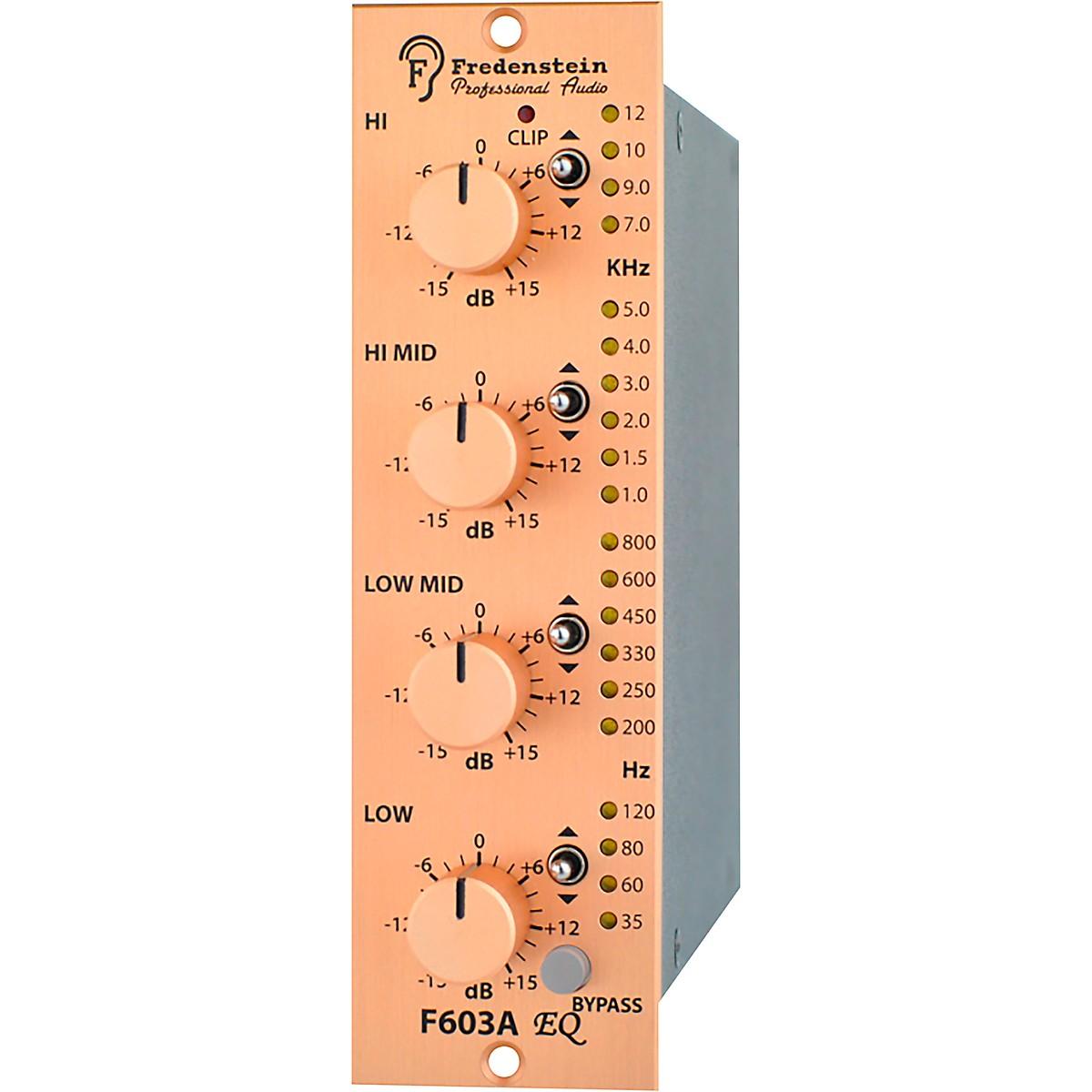 Fredenstein Professional Audio F603B EQ