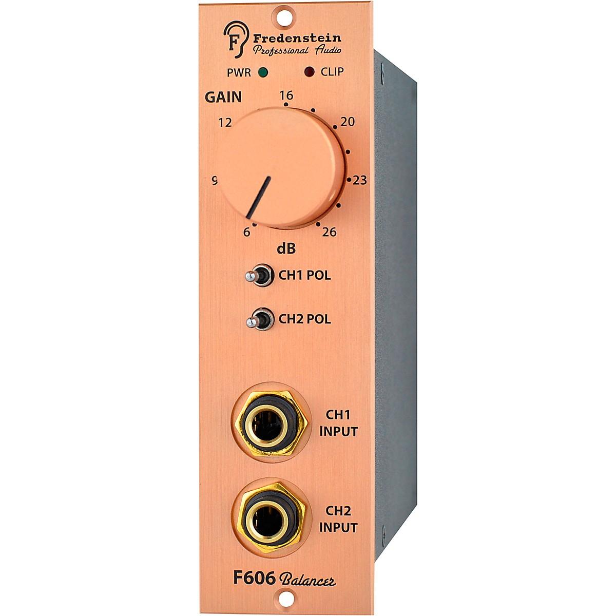 Fredenstein Professional Audio F606 Balancer