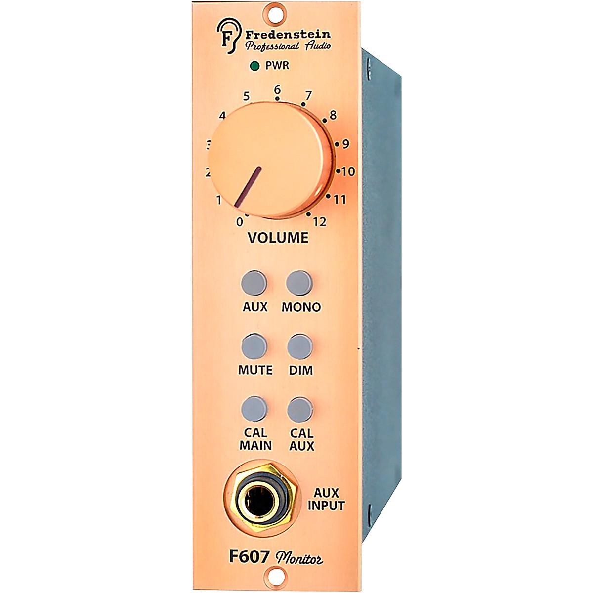 Fredenstein Professional Audio F607 Monitor