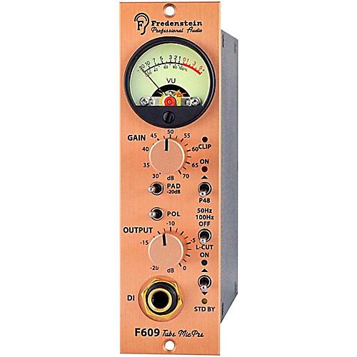 Fredenstein Professional Audio F609 Tube MicPre