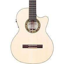 Kremona F65CW Fiesta Cutaway Acoustic-Electric Classical Guitar Level 1 Natural