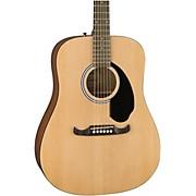 9d39b882b6 Fender FA-125 Dreadnought Acoustic Guitar Natural | Guitar Center