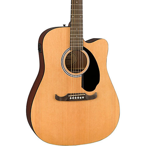 Fender FA-125CE Dreadnought Acoustic-Electric Guitar