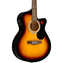 FA-135CE Acoustic-Electric Guitar 3-Color Sunburst