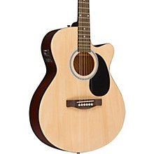 FA-135CE Acoustic-Electric Guitar Natural