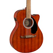 FA-135CE All-Mahogany Concert Acoustic-Electric Guitar Mahogany