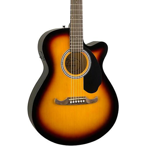 Fender FA-135CE Concert Acoustic-Electric Guitar