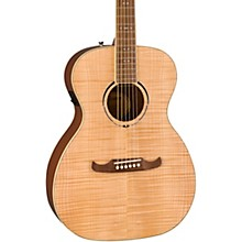 FA-235E Concert Acoustic-Electric Guitar Natural