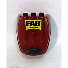 Danelectro FAB Distortion