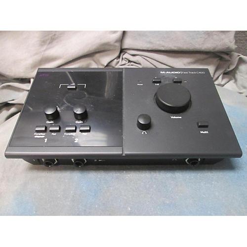 M-Audio FAST TRACK C400 Audio Interface