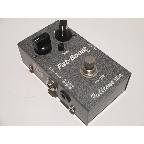Fulltone FAT BOOST Effect Pedal