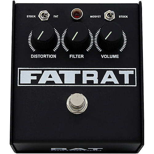 ProCo FATRAT Distortion Guitar Effects Pedal