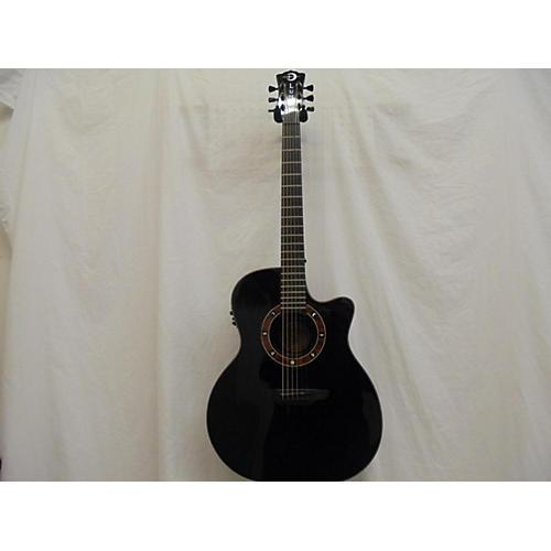 Luna Guitars FAU NOX Acoustic Electric Guitar