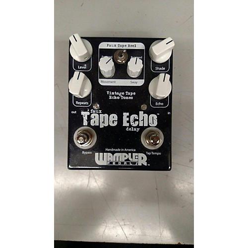 Wampler FAUX Effect Pedal
