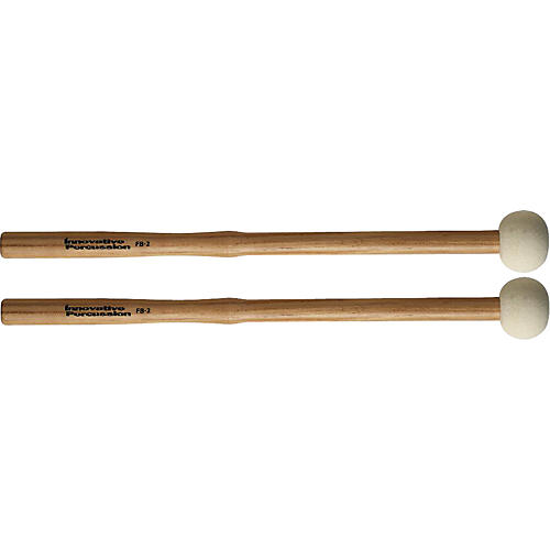 Innovative Percussion FB Field Series Marching Bass Drum Mallets