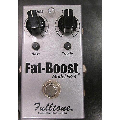 Fulltone FB3 Fat Boost Effect Pedal