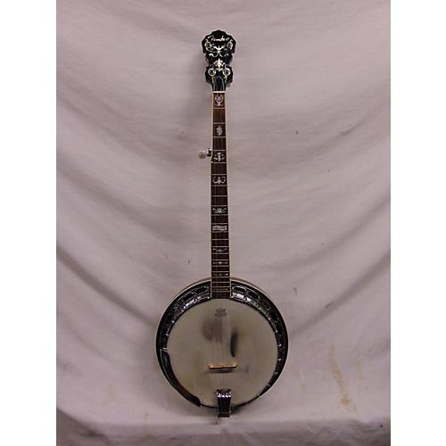 used fender fb58 banjo 2 tone sunburst guitar center. Black Bedroom Furniture Sets. Home Design Ideas