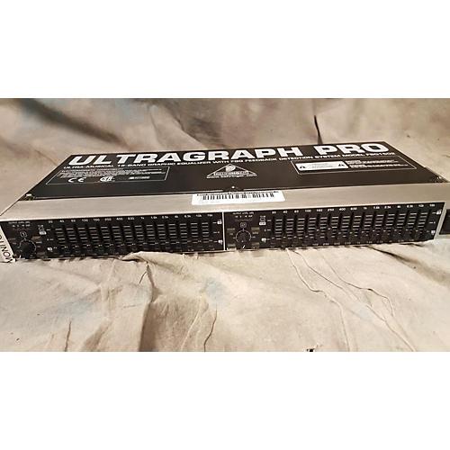 Behringer FBQ1502 With Feedback Detection Equalizer
