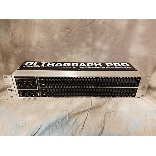 Behringer FBQ3102 Equalizer