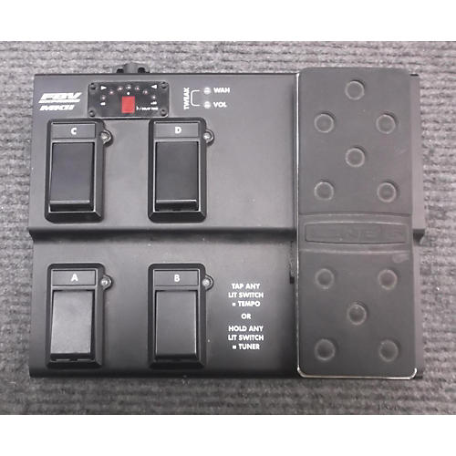 Line 6 FBV Express MKII 4 Button Footswitch