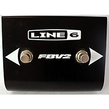 Line 6 FBV2 2 Button Footswitch